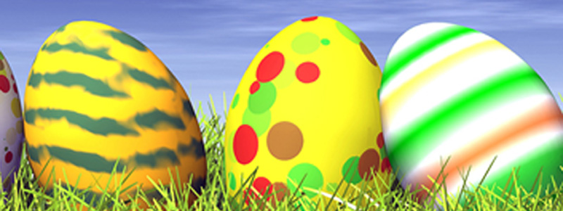 Easter Brunches, Hunts And Easter Egg Coloring Festivities Ready for March 31st