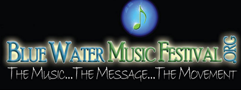 Blue Water Music Festival is March 29th & 30th