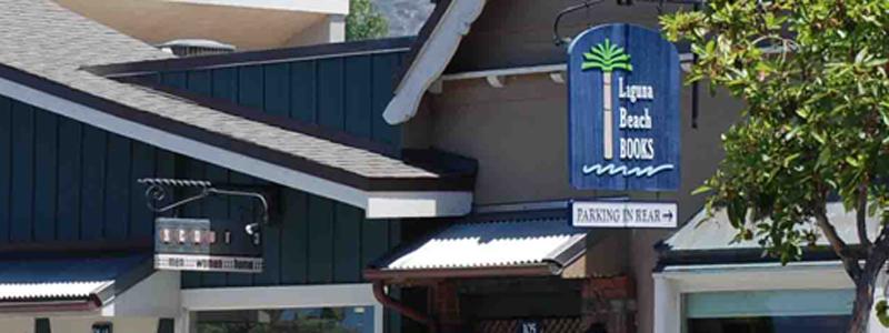 Laguna Beach Books - vote for grant - Diane Armitage