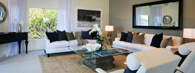 "Decor Queen Meredith Baer ""On Stage"" This Weekend in Laguna Beach"