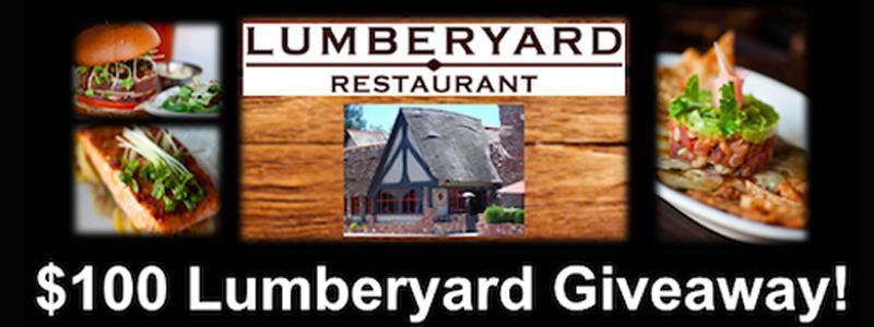 Lumberyard giveaway