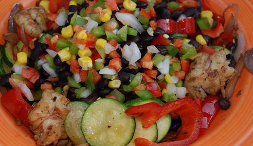 El Ranchito - Grilled Fiesta Platter