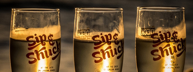 Sip and Shuck - The Deck