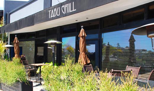 Tabu Grill Laguna Beach