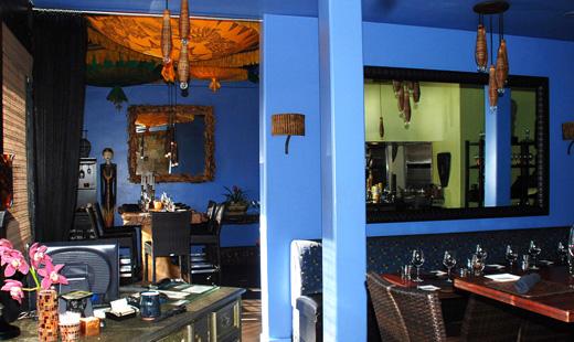 Tabu Grill interior
