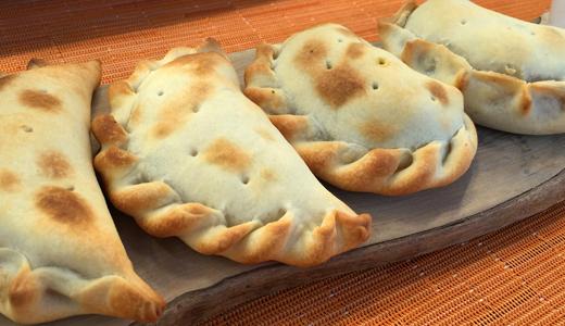 Maro Wood Grill - Empanadas
