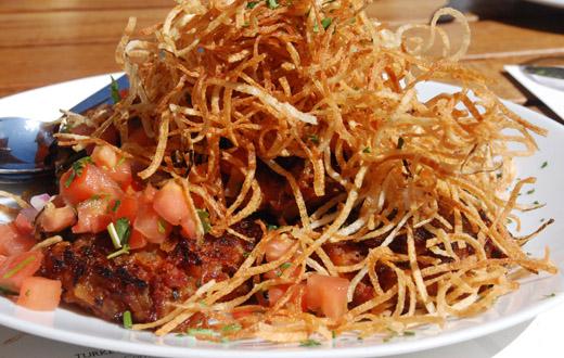 corned beef hash - sapphire restaurant