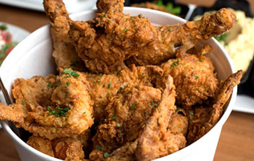 370 Common Fried Chicken