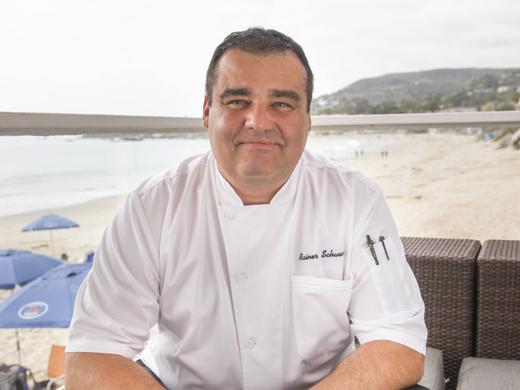 Chef Rainer Schwarz, Driftwood Kitchen