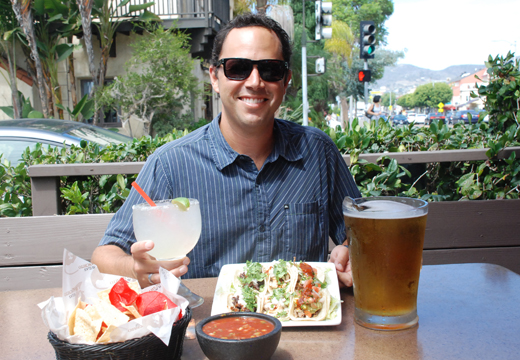 Michael Avila, Owner El Ranchito Laguna Beach