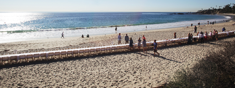 Outstanding In the Field Will Set Its Laguna Table at Iconic Beach