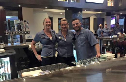 bartenders -Skyloft-Restaurant-Laguna-Beach
