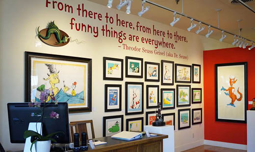 Dr Seuss Gallery Laguna Beach