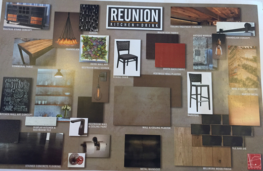 Reunion Kitchen in Laguna Beach