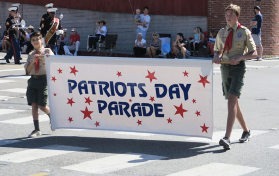 2020 Patriot's Day Parade Promises Fun & LESS Traffic Snarls!
