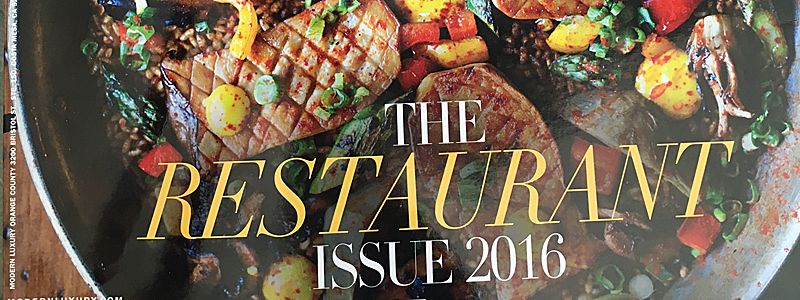 Restaurant Issue