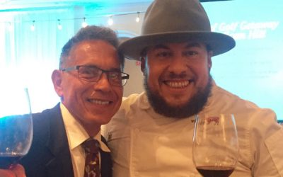 With Chef Amar Help, Napa In Newport Raises $1 Million for Duchenne's