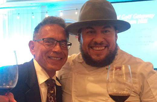 With Chef Amar Help, Napa In Newport Raises $1 Million for Duchenne's