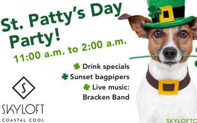 Blimey! Best St. Patrick's Day Parties in Laguna Beach