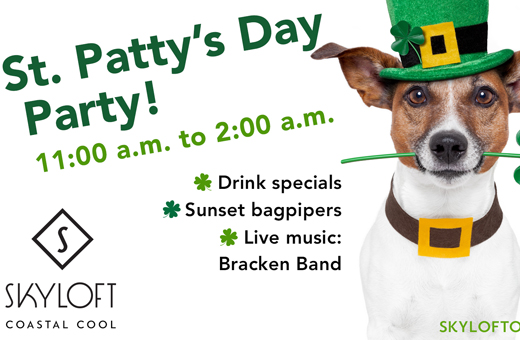 Blimey! Best St. Patrick's Day Parties in Laguna Beach