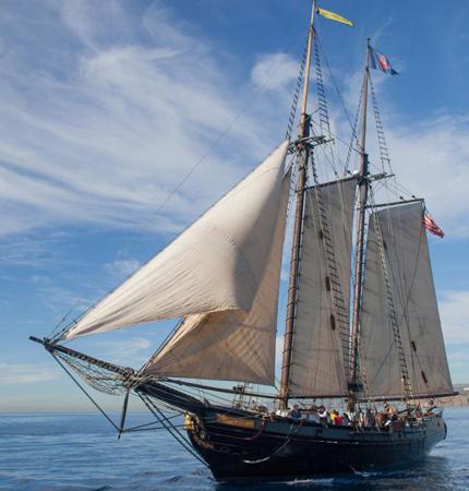 Adventure Sail – Pirates & Privateers