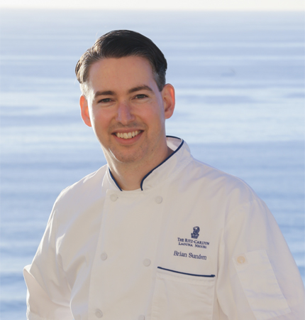 Ocean Bluff Chef's Kitchen – The Ritz-Carlton