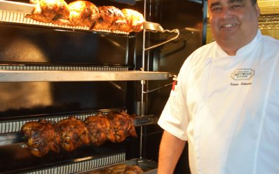 Laguna's Chef Rainer Opens Hendrix in Laguna Niguel