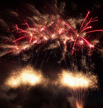 Dana Point 4th of July Fireworks Show 2017