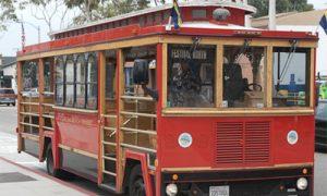 Laguna Beach free Canyon trolley