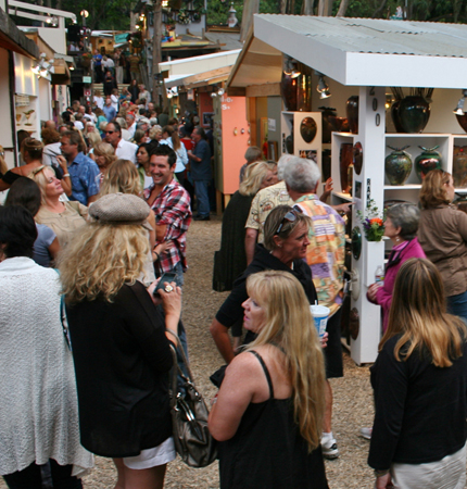 Sawdust Art & Craft Festival Opens