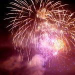 Laguna Beach 4th of July Fireworks Show 2017