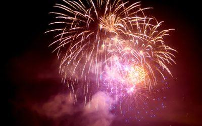 Laguna Beach 4th of July Fireworks Show 2018