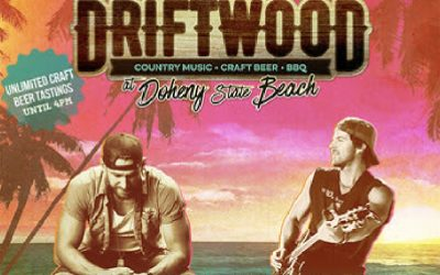 Driftwood Country Music Fest: Early Bird Tickets on Sale July 12th