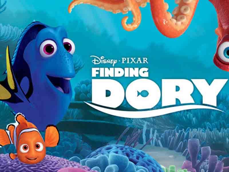 Sunset Cinema – Finding Dory