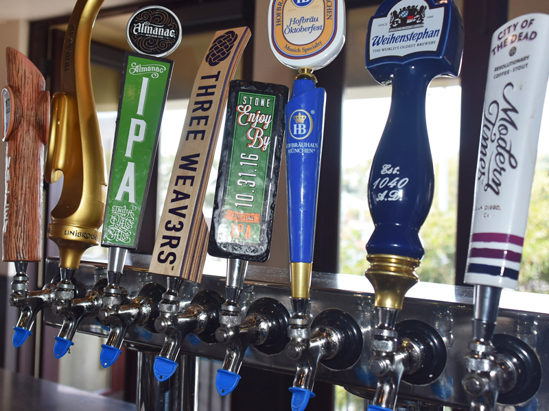 Skyloft's Beer Program Takes Top OC Honors
