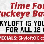 2017 Football Season, Skyloft is Ohio State Buckeyes' Skybox