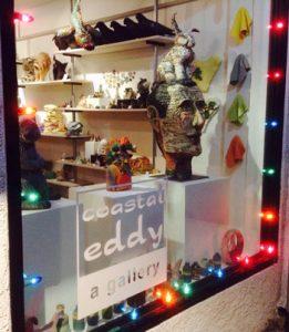 Coastal Eddy Holiday Party for Hurricane Relief @ Coastal Eddy Gallery | Laguna Beach | California | United States