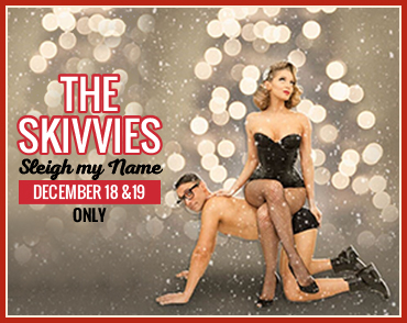 Skivvies: Sleigh My Name Holiday Concert