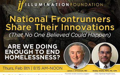 66,000 Homeless in O.C. – National Innovators on Homelessness Issues are Here Feb. 8th