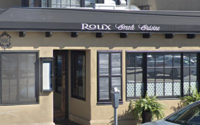 "ROUX Closes, Chef Michael Leech Might Step In ""Temporarily"""
