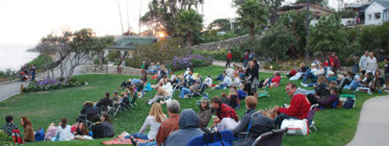 Sunset Serenades 2018 in Laguna Beach