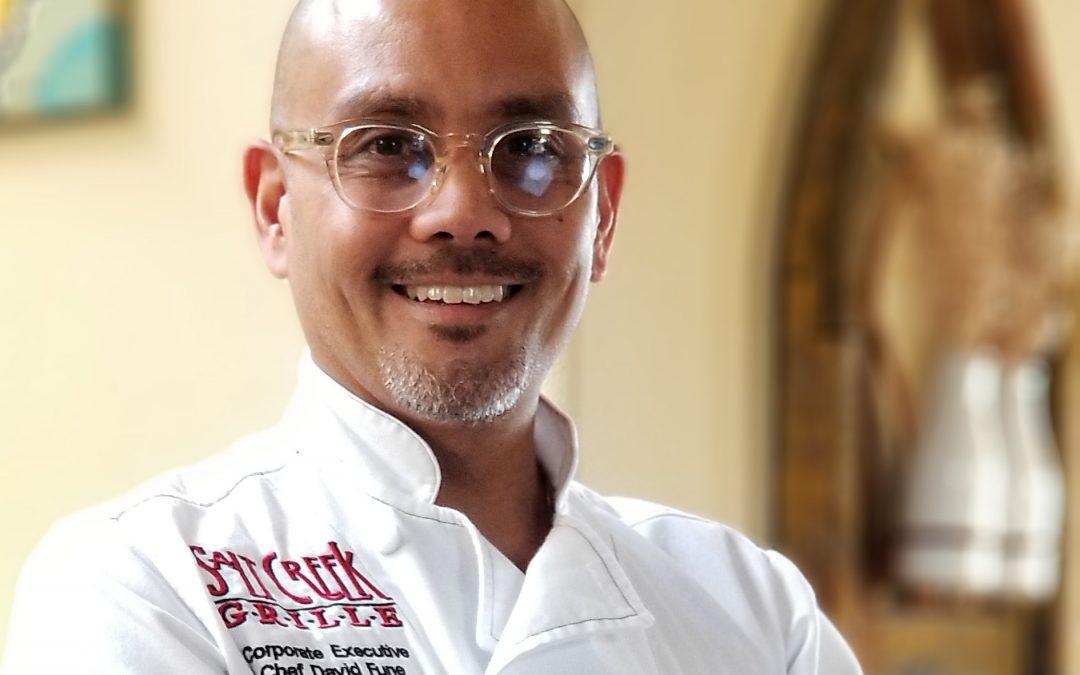 Chef David Fune: Ready for Public Consumption