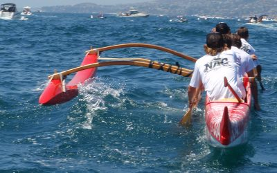 Giant Outrigger Race on Saturday, Aug. 11th