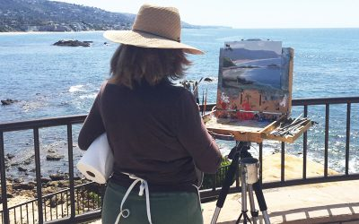 Plein Air Paint Out Celebrates 100 Years with Artist Invite This Saturday