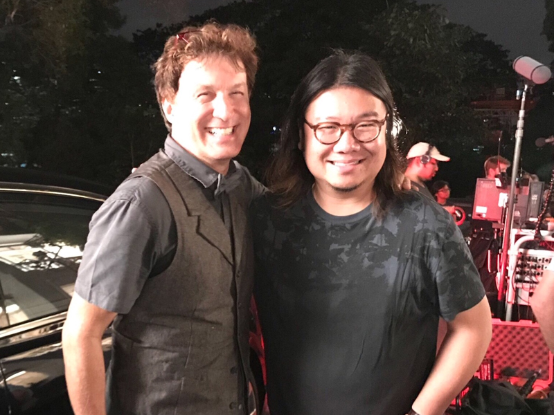 Crazy Rich Asians Premieres Aug 15th – Nelson Coates Wins Again!