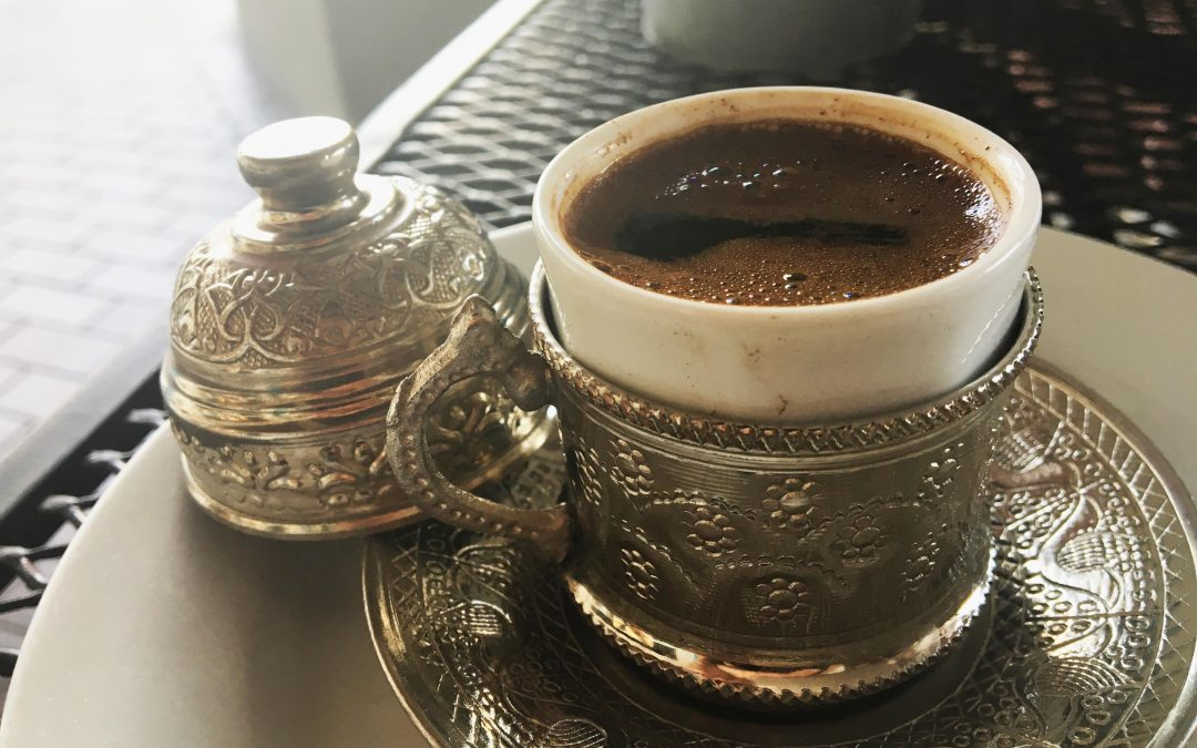 Your Fortune Lies in the Grounds of Turkish Coffee – GG's Bistro
