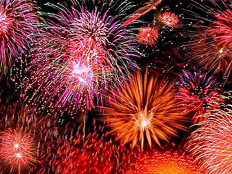 Laguna Beach Fireworks 2021