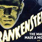 Karloff's Frankenstein movie is bigger than life on big screen