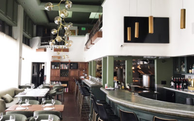 Harley Restaurant Officially Opened: Old Friends, New Chef, Creative Food