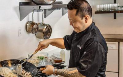 Chef Jet Tila – Food Network's Iron Chef